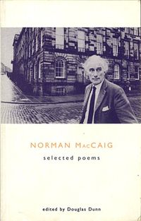 Norman MacCaig Quotes, Quotations, Sayings, Remarks and Thoughts