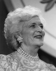 Barbara Bush Quotes, Quotations, Sayings, Remarks and Thoughts